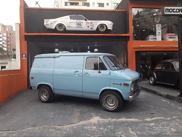 1976 Chevy Van Motor 350 V8 Automática