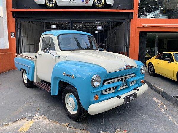 1961 Chevrolet Brasil 3100 6 Cilindros