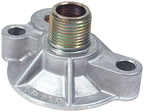 Flange / Adaptador para filtro de óleo chevrolet v8