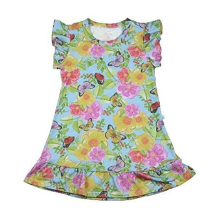 Vestido BioBaby Kids Floral