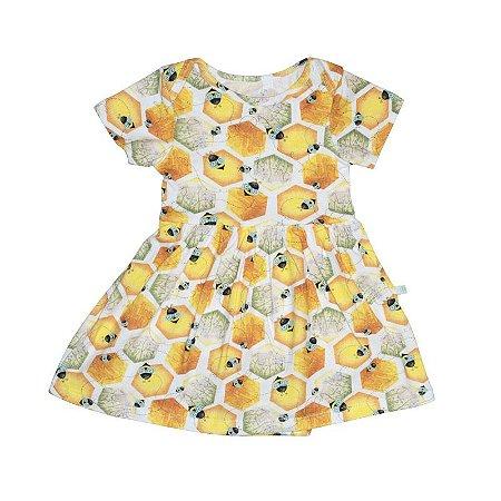 Vestido BioBaby Bebê Doce Favor