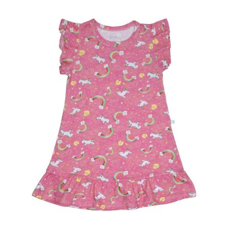 Vestido BioBaby Kids Arco-íris