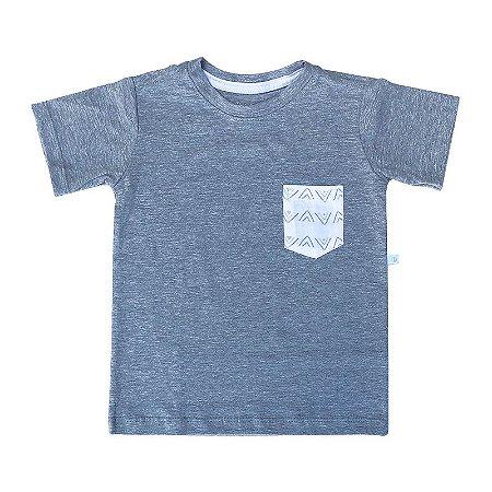 Camiseta BioBaby Kids Bolso Raizes?