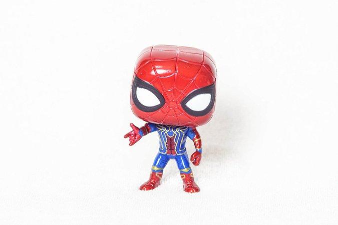 Boneco Funko Pop Spider Man  - Vingadores Guerra Infinita