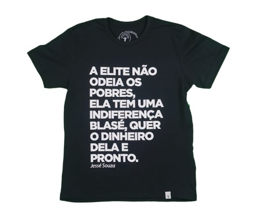 Camiseta Exclusiva A Elite - Jessé Souza