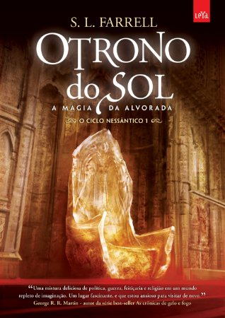 O trono do sol - A magia da Alvorada - Volume 1