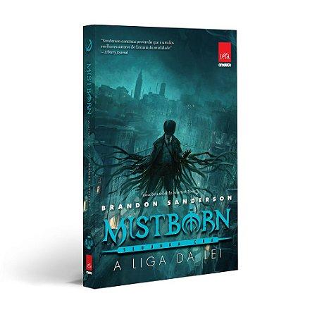 Mistborn 2ª Era - Vol 01 - A liga da lei