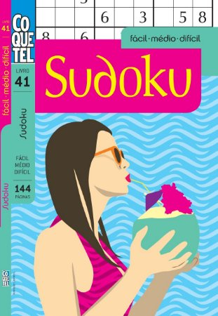 Sudoku Vol 41 - Nivel Facil Medio Dificil