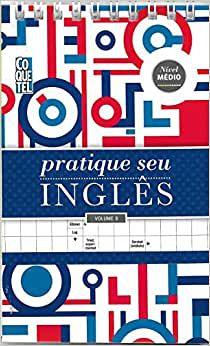 Livro Coquetel Espiral Ingles 8