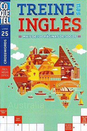 Coquetel - Treine Seu Inglês - Crosswords - Lvolume 25