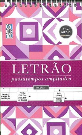 Livro Coquetel Letrao Espiral Edição 11