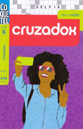 Livro Coquetel Cruzadox 6