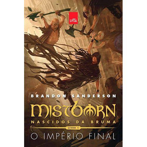 Mistborn 1ª Era - Vol 01 - O Império Final