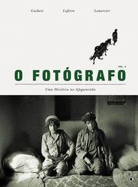 O fotógrafo - Uma história no afeganistão - Volume 3