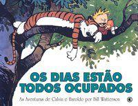 Calvin e Haroldo Volume 9 - Os dias estão todos ocupados