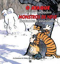 Calvin e Haroldo Volume 8 - O ataque dos perturbados Monstro de neve mutantes assassinos