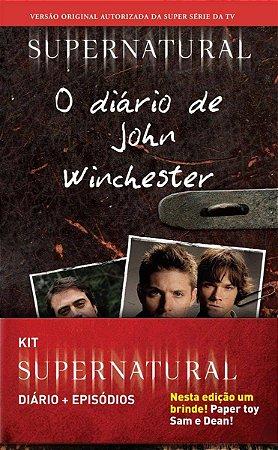 Kit Supernatural especial