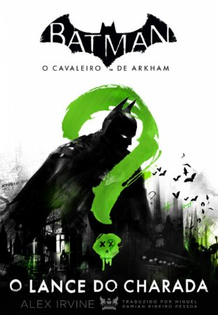 Batman: o cavaleiro de Arkham