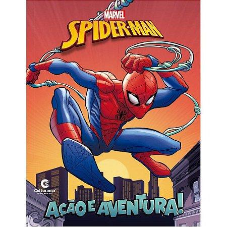 Ação e aventura Marvel - Homem-aranha