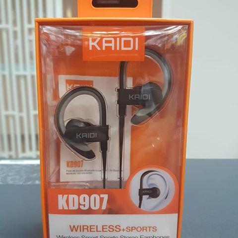 Fone de ouvido Bluetooth Kaidi KD907