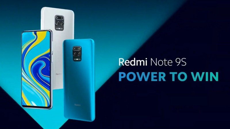 Redmi Note 9S: 4 RAM 64 GB - Snapdragon 720G - Versão Global
