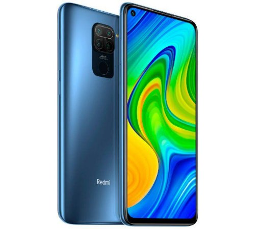 Redmi Note 9S: 6 RAM 128 GB - Snapdragon 720G - Versão Global