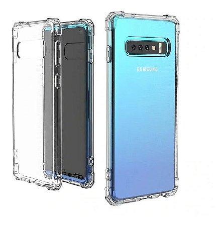Capa TPU Transparente Galaxy s10 Plus Anti Impacto