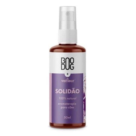 Aromaterapia para Cães Spray Solidao 50ml Vetfleur Boodog