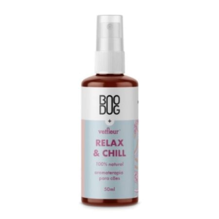 Aromaterapia para Cachorro Spray Relax 50ml Vetfleur Boodog