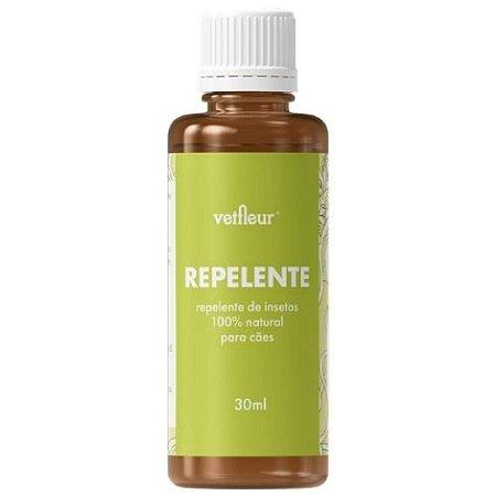 Repelente Natural para Cachorro Gotas Óleo de Neem Andiroba 30ml Vetfleur