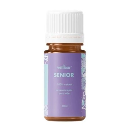 Aromaterapia para Cães Blend Senior 10ml Vetfleur