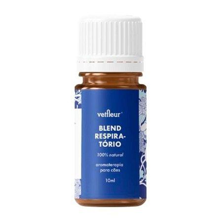 Aromaterapia para Cães Blend Respiratório 10ml Vetfleur