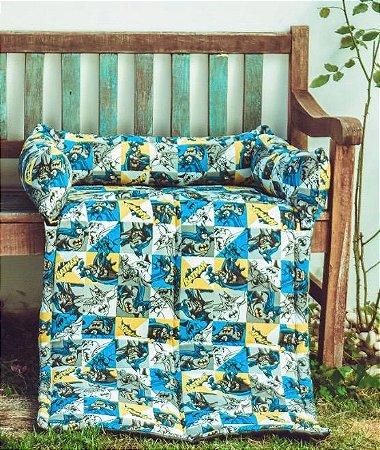 Cama para Cachorro Sofa Pillow Batman LuckyPet