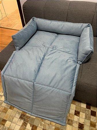 Cama para Cachorro Sofa Pillow Índigo LuckyPet