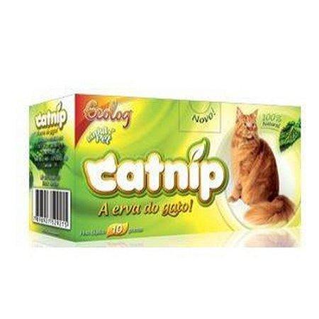 Catnip Petlon Erva do Gato Desidratada 10g Ecolog