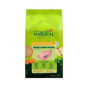 Ração Natural para Cães Grandes Salmão 12kg Guabi Natural