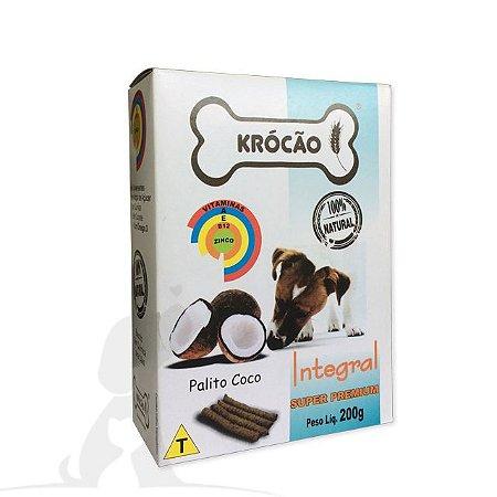 Biscoito Palito para Cães 200g - Krócão