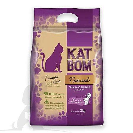 Granulado Katbom Natural (3 kg)