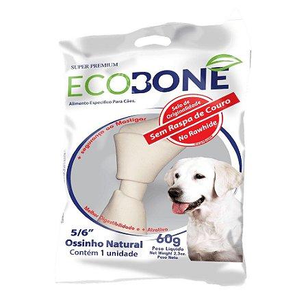 Ossinho para Cachorro Natural 5/6 com 1 un - EcoBone