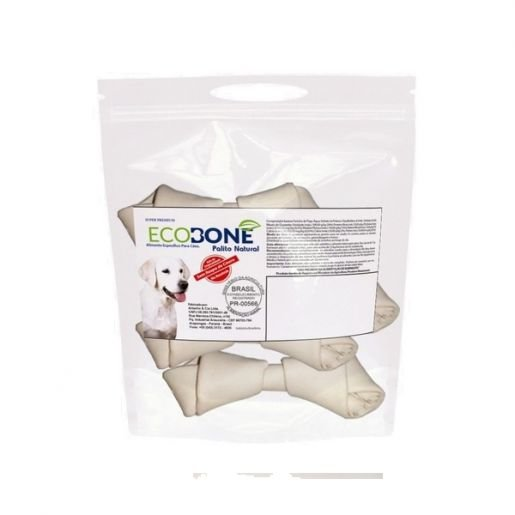 Ossinho para Cachorro Natural 4/5 250g EcoBone