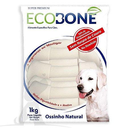 Ossinho para Cachorro Natural 7/8 com 5 un - Ecobone