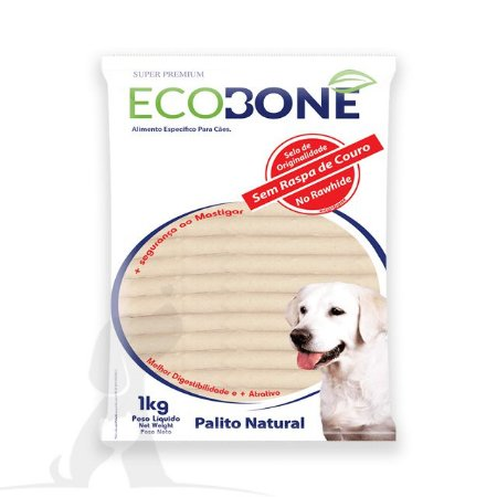 Palitos Ecobone 15mm (aprox 40 palitos)