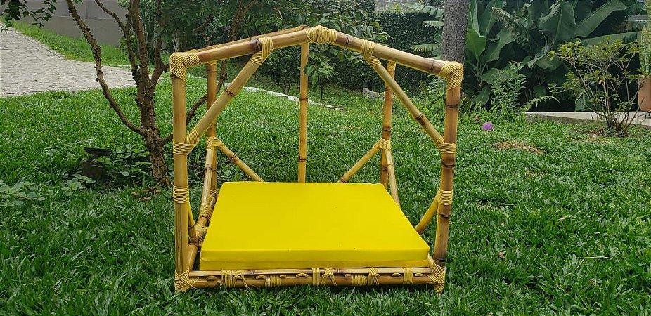 Casinha de Bambu - PetFellice