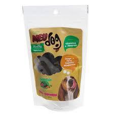 Petisco Bifinho Meu Dog - Beterraba, Cenoura e Espinafre - BF Foods