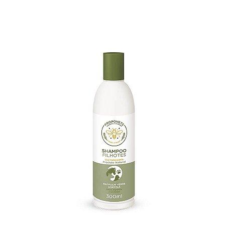 Shampoo Natural Filhotes Cães Gatos  300ml Propovets