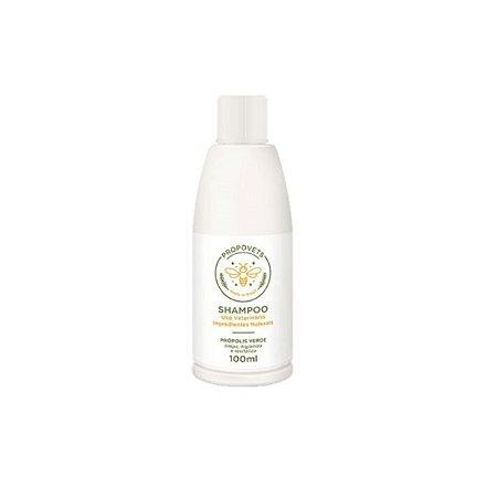 Shampoo Ingredientes Naturais Cães Gatos Própolis Verde 100ml Propovets