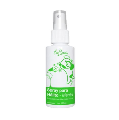Spray para hálito Bio Florais 120 ML