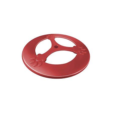 Brinquedo para Cachorro Frisbee Plástico POP Furacão Pet