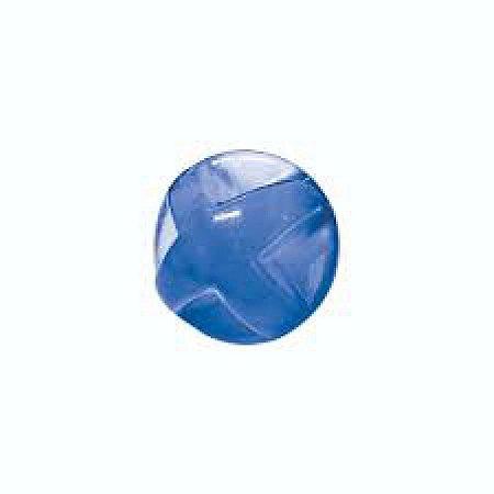 Brinquedo para Cachorro Bola Maciça Translúcida Flex Super Ball 45mm Furacao Pet