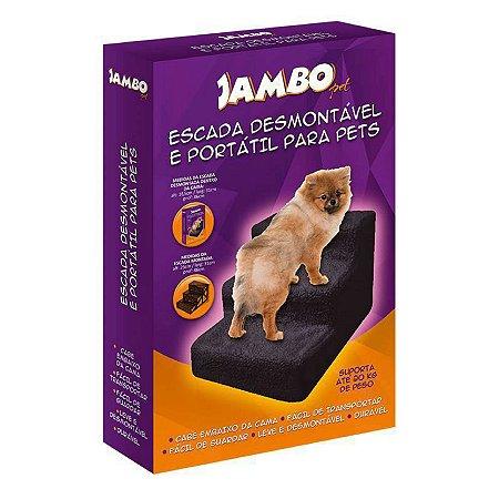 Escada para Cachorro Desmontável e Portátil JamboPet